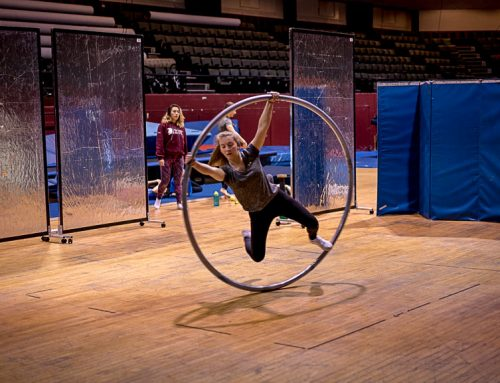 Bravo For The Circus! *NEW* Adult & Teen classes at CircusWest
