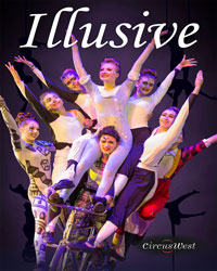 Illusive - A Circus of Possibilities @ Chilliwack Arts and Cultural Centre | Chilliwack | British Columbia | Canada