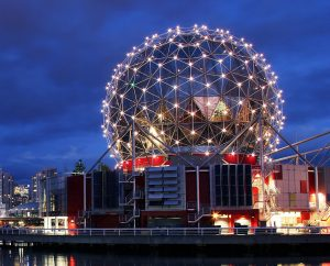 Holiday Circus Science @ Science World @ Science World
