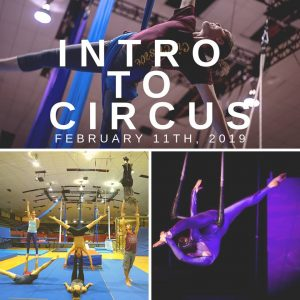 Intro to Circus Night @ PNE Garden Auditorium | East Los Angeles | California | United States