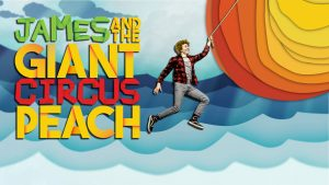 James & Giant CIRCUS Peach @ Hub Theatre @ Chilliwack Arts Centre | Chilliwack | British Columbia | Canada