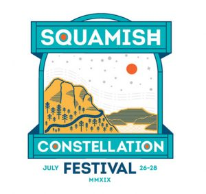 Squamish Constellation Music Festival @ Hendrickson Field | Squamish | British Columbia | Canada